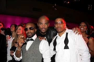 Jermaine Dupri, Run DMC, Nelly By Lakisha Jackson