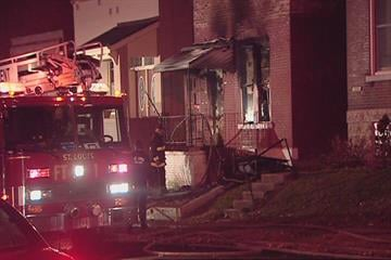 An elderly St. Louis man lost everything in a house fire early Wednesday morning.  It happened on Winnebago Street in south St. Louis.