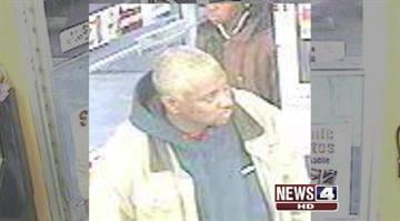 O'Fallon, Illinois, police are looking for this suspect they said stole alcohol from a gas station. By Elizabeth Eisele