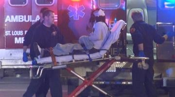 Police say a 19-year-old was shot in the head after leaving a party in downtown St. Louis early Monday morning. By Stephanie Baumer