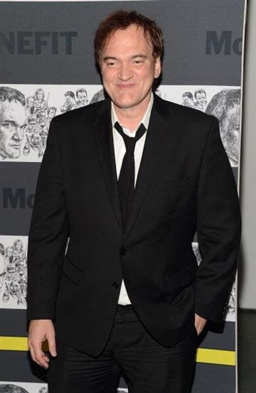 NEW YORK, NY - DECEMBER 03:  Filmmaker Quentin Tarantino attends The Museum of Modern Art Film Benefit Honoring Quentin Tarantino at MOMA on December 3, 2012 in New York City.  (Photo by Andrew H. Walker/Getty Images) By Andrew H. Walker