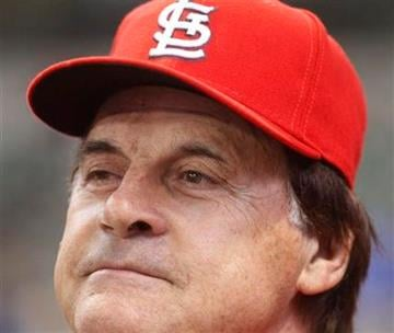St. Louis Cardinals manager Tony La Russa watches batting practice before their baseball game against the Milwaukee Brewers, Friday, June 10, 2011, in Milwaukee. (AP Photo/Jeffrey Phelps) By Jeffrey Phelps