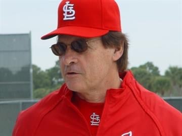For the first time since 1996, his first season with the St. Louis Cardinals, Tony La Russa plans on driving home to California.