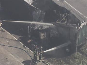 One person is injured after a serious accident on Interstate 70 and Highway T. The accident, involving one passenger vehicle and a tractor-trailer, occurred around 1:30 p.m. Tuesday, at mile marker 202 in Warren County. By KMOV Web Producer