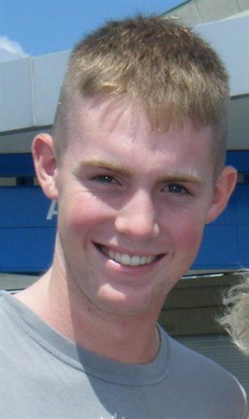 Lance Cpl. Phillip D. Vinnedge of Saint Charles, Missouri By Afton Spriggs