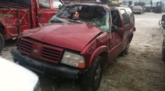 Bravada from Monday crash in Franklin County that left one child dead. By Lakisha Jackson