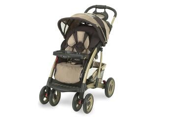 Quattro™ Stroller is part of a massive recall announced by Graco Wednesday