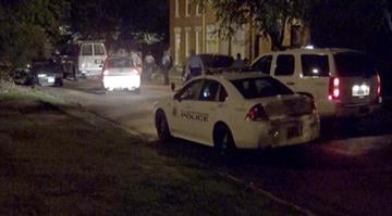 A suspect was taken into custody after police say he robbed a man and woman at gunpoint in the Soulard neighborhood late Monday night. By Brendan Marks