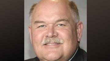 Mike Krigbaum, who's been sheriff of Lincoln County for more than 30 years, is accused of inappropriately touching a female deputy during a training seminar at the Lake of the Ozarks in late June. By HANDOUT