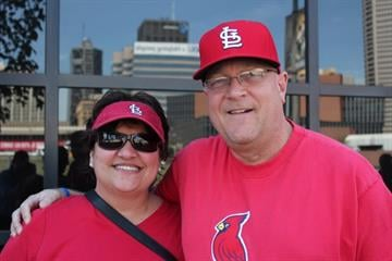 Thousands of fans flocked to Busch Stadium Friday as the Cardinals took on the Astros in the team's last regular season day game of 2012. By Belo Content KMOV