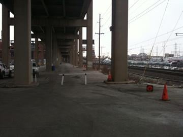 MoDOT terminating leases on parking spaces under I-64 downtown after incident Thursday By Lakisha Jackson