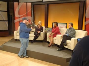 Here is a behind-the-scene look of the Great Day St. Louis photoshoot.  Virginia Kerr joins Great Day on January 17th! By KMOV Web Producer