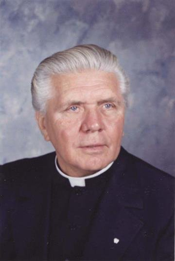 Msgr. Louis Meyer By KMOV Web Producer