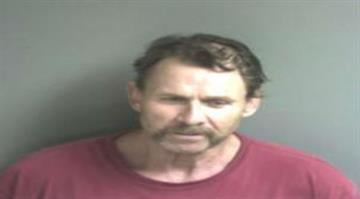 Tracy Johnson is accused of firing a weapon at his wife during an argument. By KMOV Web Producer