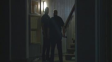 Authorities say the suspects broke into the home in the 5300 block of Knollwood Parkway Ct. around 10:40 p.m. and demanded money from the victim.They then shot him before fleeing the scene. By Brendan Marks