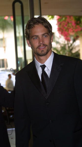 392825 24: Actor Paul Walker, honored for Breakthrough Performance Actor, attends the 5th annual Hollywood Film Festival Awards Gala August 6, 2001 at the Beverly Hilton Hotel in Beverly Hills, CA. (Photo by Nina Prommer/Getty Images) By Nina Prommer