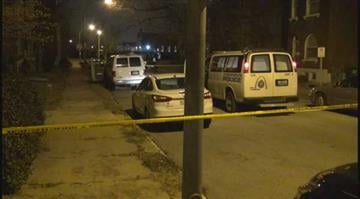 (KMOV.com) A man was able to run one block after being shot in the head early Thursday morning in north St. Louis. By Stephanie Baumer