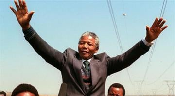 Nelson Mandela dead at 95.  The man who overcame the crushing racial divide in South Africa reaches the end of a journey that took him from prison to the presidency and beyond. By John Bailey