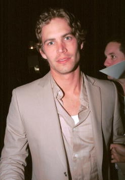 402972 16: Actor Paul Walker attends a celebrity party March 23, 2002 in Beverly Hills, CA. (Photo by David Klein/Getty Images) By David Klein