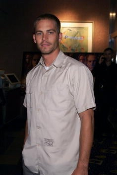 """Paul Walker arrives to a special screening of """"Joy Ride"""" at the Clearview Cinemas in New York City. 10/3/01  Photo by Scott Gries/ImageDirect By Scott Gries"""