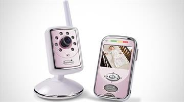The battery in the Summer Infant handheld baby video monitor can overheat and rupture, posing a burn hazard to consumers.