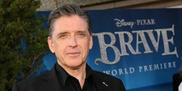 """HOLLYWOOD, CA - JUNE 18:  Actor Craig Ferguson arrives at Film Independent's 2012 Los Angeles Film Festival Premiere of Disney Pixar's """"Brave"""" at Dolby Theatre on June 18, 2012 in Hollywood, California.  (Photo by Jesse Grant/Getty Images) By Jesse Grant"""