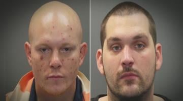 James Snarzyk, 28, of O'Fallon, Mo. and Shawn Gross, 28, of Wentzville are facing felony charges in connection with a series of thefts from cars in six Wentzville subdivisions that occurred in late April and early May.