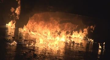 Authorities are investigating after two vehicles caught fire in north St. Louis early Thursday morning. The fires happened around 1 a.m. in the 1300 block of Union. By Brendan Marks