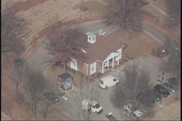 St. Louis County police are investigating a bank robbery at the First Bank in the 2900 block of Telegraph Road.