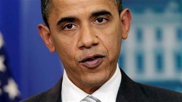 President Barack Obama speaks about the tax cut bill at the White House on Monday, Dec. 13, 2010, in Washington.  (AP Photo/J. Scott Applewhite) By J. Scott Applewhite