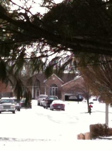Mayor Davlin's home in Springfield, Illinois. By KMOV Web Producer