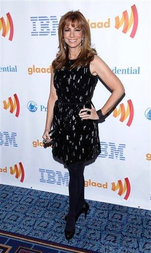 Reality star Jill Zarin attends the 21st annual GLAAD Media Awards in New York, on Saturday, March 13, 2010. (AP Photo/Peter Kramer) By Peter Kramer