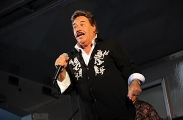 NEW YORK, NY - AUGUST 30:  Singer Tony Orlando performs during the Summertime Symphonies series at Loreto Playground on August 30, 2011 in the Bronx borough of New York City.  (Photo by Jason Kempin/Getty Images) By Jason Kempin