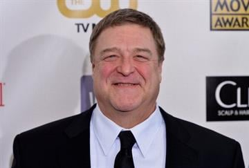 SANTA MONICA, CA - JANUARY 10:  Actor John Goodman arrives at the 18th Annual Critics' Choice Movie Awards at Barker Hangar on January 10, 2013 in Santa Monica, California.  (Photo by Frazer Harrison/Getty Images) By Frazer Harrison