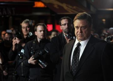 LONDON, UNITED KINGDOM - OCTOBER 17: John Goodman attends the Premiere of 'Argo' during the 56th BFI London Film Festival at Odeon Leicester Square on October 17, 2012 in London, England. (Photo by Eamonn McCormack/Getty Images) By Eamonn McCormack
