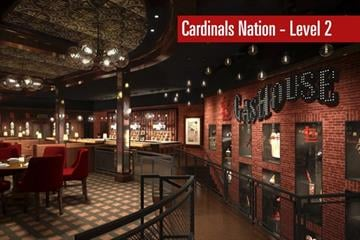 A rendering of Cardinals Nation, Level 2 By Brendan Marks