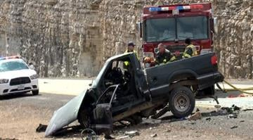 According to officials, 25-year-old James Sybert, who died in a wreck involving a wrong-way driver near Imperial, was days away from beginning a job as deputy with the Jefferson County Sheriff's Department. By Brendan Marks