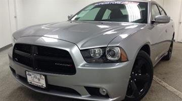 Example of a 2013 Dodge Charger , which was taken from the Auffenberg dealership in O'Fallon, Ill. Friday morning. By Brendan Marks