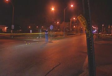 Police investigating a double shooting in north St. Louis By KMOV Web Producer