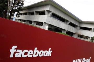 Facebook Offices By Paul Sakuma