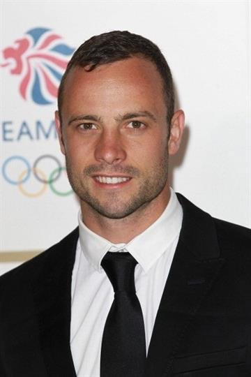 LONDON, UNITED KINGDOM - NOVEMBER 30: Oscar Pistorius attends the British Olympic Ball on November 30, 2012 in London, England. (Photo by Fred Duval/Getty Images) By Fred Duval