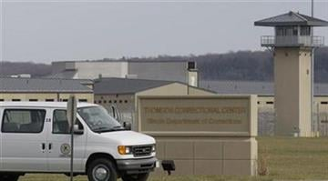 The Thomson Correctional Center, is seen Monday, Nov. 16, 2009, in Thomson, Ill. Federal officials are at a prison in northwest Illinois that the government might buy to house Guantanamo Bay detainees. (AP Photo/M. Spencer Green) By Spencer Green