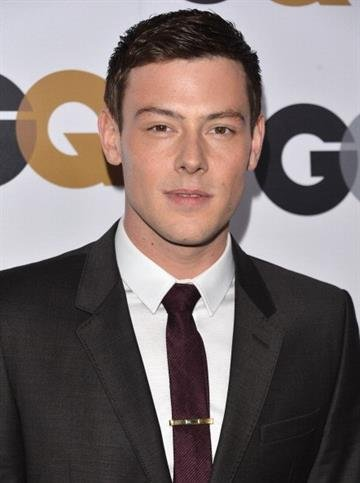 LOS ANGELES, CA - NOVEMBER 13:  Actor Cory Monteith arrives at the GQ Men of the Year Party at Chateau Marmont on November 13, 2012 in Los Angeles, California.  (Photo by Alberto E. Rodriguez/Getty Images) By Alberto E. Rodriguez
