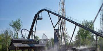 An image of the Shoot the Rapids ride. / WOIO