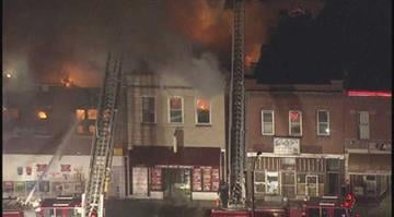 (KMOV.com) –  A meat market in north St. Louis caught fire early Monday morning. By Stephanie Baumer