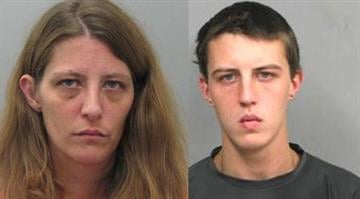 Kimberly Cheatham and Rondal Wells, a mother-son duo, are facing felony charges of second-degree burglary. By Elizabeth Eisele
