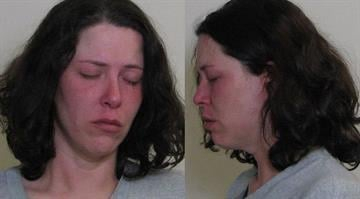 Tamara Thrash, 33, is accused of hitting a parked car in Madison County before fleeing. By Elizabeth Eisele