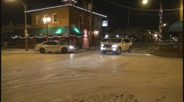 (KMOV)--According to police, two guys attempted to break into Milo's Bar and Grill at Wilson and Marconi at 3:00 a.m. Friday. By Stephanie Baumer
