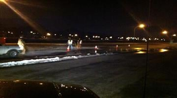 (KMOV) -- Crews responded to a water main break early Friday morning in south city. By Stephanie Baumer
