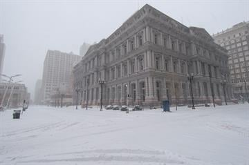 KMOV Facebook user David Kipler sent us this photo of the Old Post Office in downtown St. Louis. By Bryce Moore